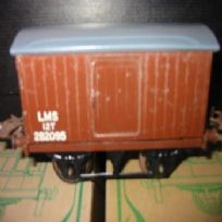 Hornby LMS Goods/Luggage Van